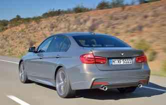 Valores seguem de R$ 169.950 na opção de entrada até R$ 259.950, na topo. Foto: BMW / Divulgação