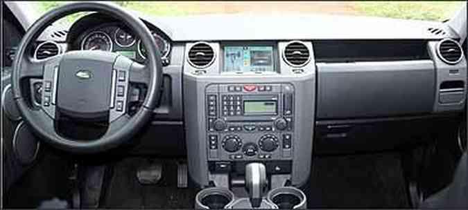 Consumo de combustível registrado no computador de bordo varia de 5,5 km/l na cidade a 8,1 km/l na estrada(foto: Fotos: Marlos Ney Vidal/EM - 17/2/07)