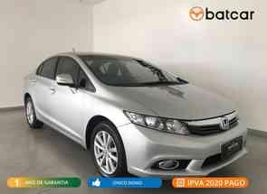 Honda Civic Sedan Lxs 1.8/1.8 Flex 16v Mec. 4p em Brasília/Plano Piloto, DF valor de R$ 54.000,00 no Vrum