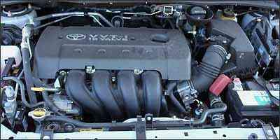 Motor 1.8 Flex tem desempenho bom em quase todas as situações - Fotos: Marlos Ney Vidal/EM/D.A Press - 30/07/2009