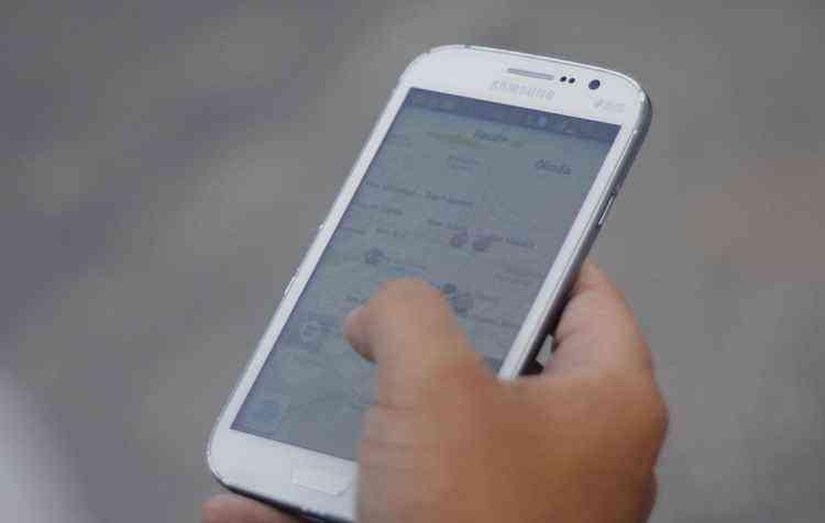 Waze permite maior interação com outros usuários - Débora Rosa / Esp. DP