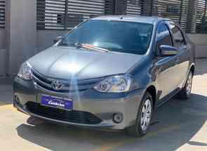 Toyota Etios Xls Sedan 1.5 Flex 16v 4p Mec. em Belo Horizonte, MG valor de R$ 36.900,00 no Vrum