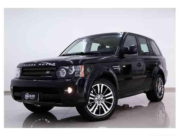 Land Rover Range R.sport Se 3.0 4x4 Tdv6/Sdv6 Dies. 2012 R$ 139.900,00 MG VRUM