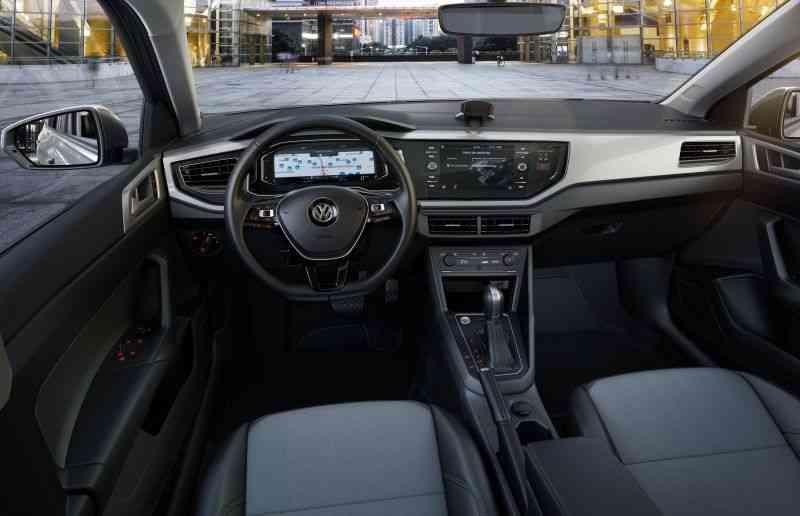 Volkswagen Virtus  - Volkswagen/ Divulgação