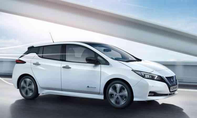 Nissan Leaf - Nissan/Divulgação