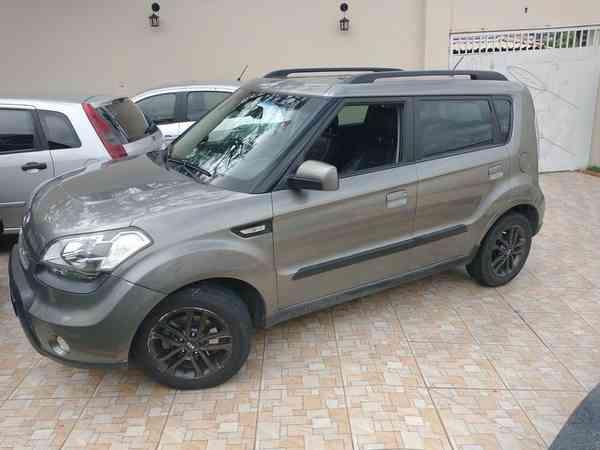 Kia Motors Soul 1.6/ 1.6 16v Flex Mec. 2011 R$ 29.500,00 MG VRUM
