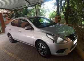 Nissan Versa Sl 1.6 16v Flexstart 4p Aut. em Belo Horizonte, MG valor de R$ 46.500,00 no Vrum