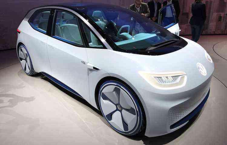 Volkswagen (VW) I.D. Concept car - Jorge Moraes / DP