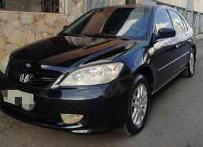 Honda Civic Sedan LX 1.7 16v 115cv Mec. 4p em Belo Horizonte, MG valor de R$ 21.500,00 no Vrum