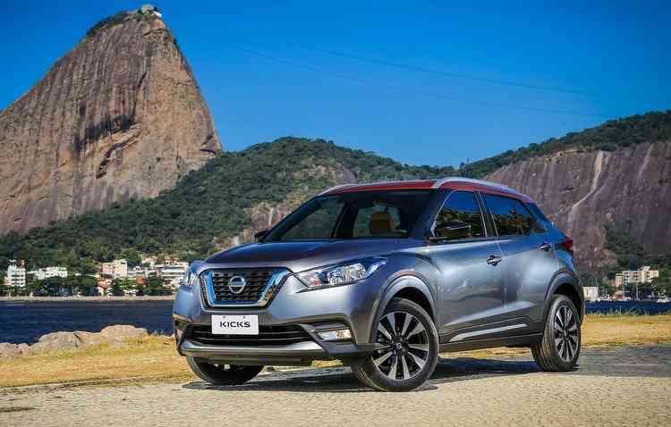 Nissan Kicks foi o SUV mais vendido em março deste ano  - Nissan/ Divulgação