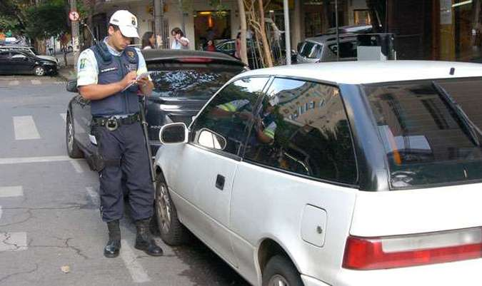Proprietário vai depender da honestidade de quem usou seu veículo(foto: Cristina Horta/EM/D.A Pres)