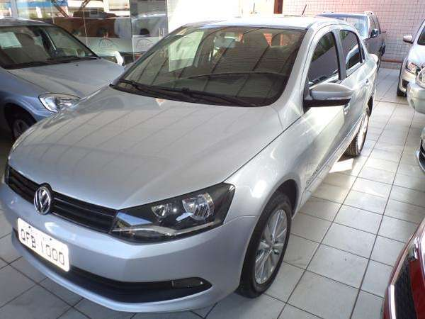 Volkswagen Voyage  Trendline 1.6 T.flex 8v 4p