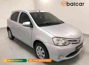 Toyota Etios X 1.3 Flex 16v 5p Mec. em Brasília/Plano Piloto, DF valor de R$ 33.000,00 no Vrum