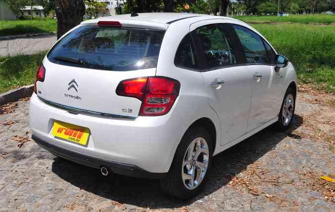 Motor do C3 fica a cargo de um 1.5 manual ou um 1.6 automático. Propulsor 1.0 não está incluso. FOTO: Citroën/Divulgação(foto: Motor do C3 fica a cargo de um 1.5 manual ou um 1.6 automático. Propulsor 1.0 não está incluso )