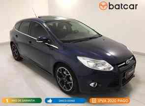Ford Focus Tita/Tita Plus 2.0 Flex 5p Aut. em Brasília/Plano Piloto, DF valor de R$ 54.000,00 no Vrum