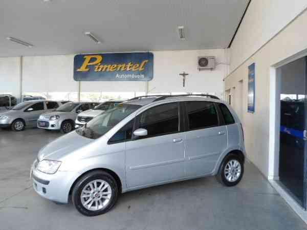 Fiat Idea Elx 1.4 Mpi Fire Flex 8v 5p 2009 R$ 19.900,00 MG VRUM