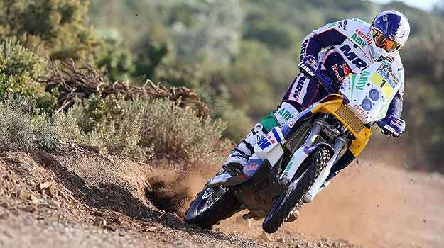O espanhol Marc Comas venceu o Rally dos Sertões deste ano no Brasil - KTM/Divulgacao