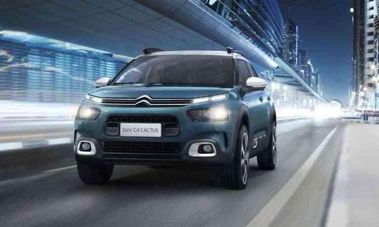 Modelo tem linhas robustas, com distância entre-eixos de 2,60m - Citroën/Divulgação