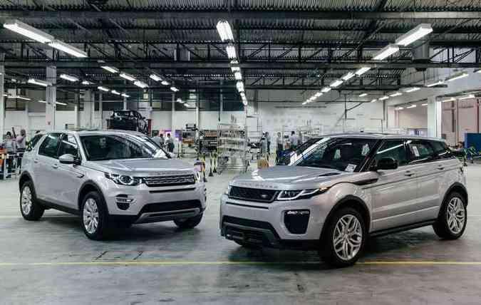 Fábrica começa a funcionar em seis meses (foto: Range Rover/divulgação )