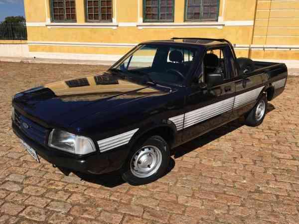Ford Pampa L 1.8i / 1.8