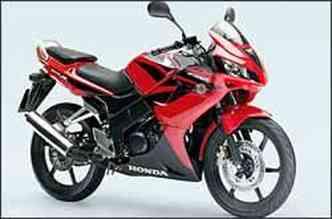 Honda CBR 125R vem com injeção eletrônicas e motor de 13,6 cv de potência(foto: Honda/Divulgação)