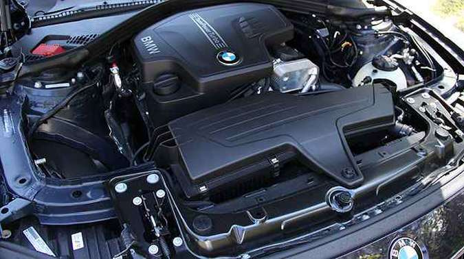 Motor 2.0 Twin Power de 245 cv leva o carro a 100 km/h em 6,1s, com máxima de 250 km/h(foto: Marlos Ney Vidal/EM/D.A Press)