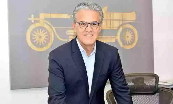 Luiz Carlos Moraes, presidente da Anfavea(foto: Anfavea/Divulgação)