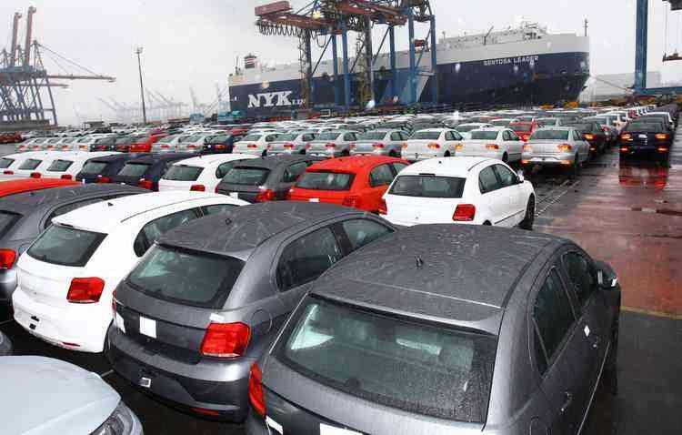 Volkswagen é líder em exportações no Brasil - Volkswagen / Divulgação