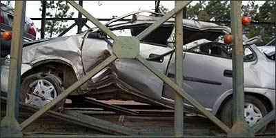 Veículos salvos viajam de um estado para outro, são recuperados sem critério e vendidos depois - Marlos Ney Vidal/EM