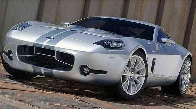 Cotado a até US$ 200 mil, conceito Ford Shelby GR-1 será leiloado para caridade -  RM Auctions/Divulgação