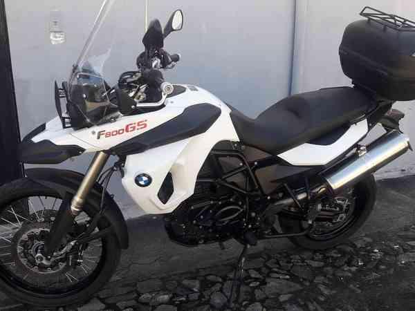 Bmw F 800 Gs 798cc 2012 R$ 34.000,00 MG VRUM