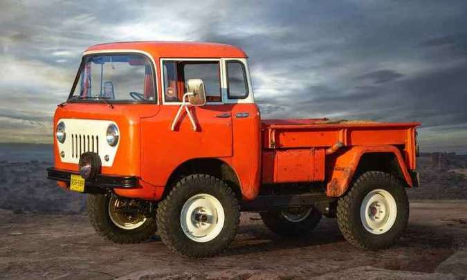Jeep FC 150(foto: Jeep/Divulgação)