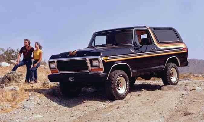 Na segunda geração modelo cresceu e ganhou aspecto de SUV(foto: Ford/Divulgação)