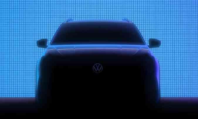 O lançamento do VW Nivus está previsto para maio, mas pode ser adiado por causa do coronavírus(foto: Volkswagen/Divulgação)