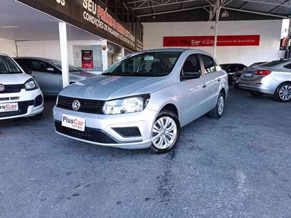 Volkswagen Voyage 1.6 Msi Flex 8v 4p 2020 R$ 56.900,00 MG VRUM