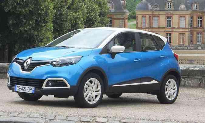 Renault Captur(foto: Paulo Eduardo/EM.A Press)