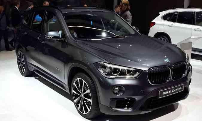 BMW X1(foto: Pedro Cerqueira/EM/D.A Press)