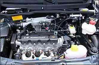 Motor 1.4 Econo.Flex é eficiente