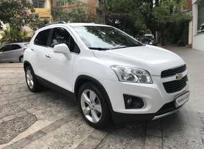 Chevrolet Tracker Ltz 1.8 16v Flex 4x2 Aut. em Belo Horizonte, MG valor de R$ 57.900,00 no Vrum