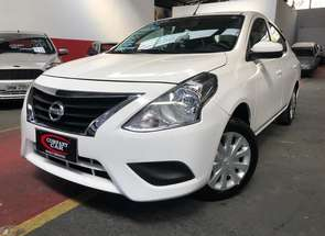 Nissan Versa 1.0 12v Flexstart 4p Mec. em Belo Horizonte, MG valor de R$ 41.900,00 no Vrum