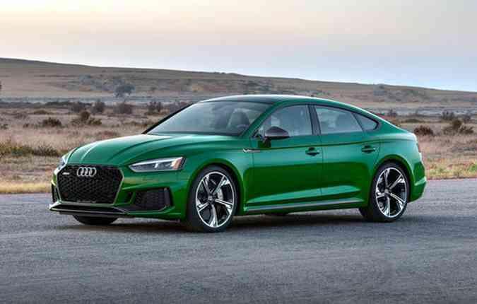 Segundo a Audi, modelo não possui nenhum antecessor e nenhum concorrente direto. Foto: Audi / Divulgação
