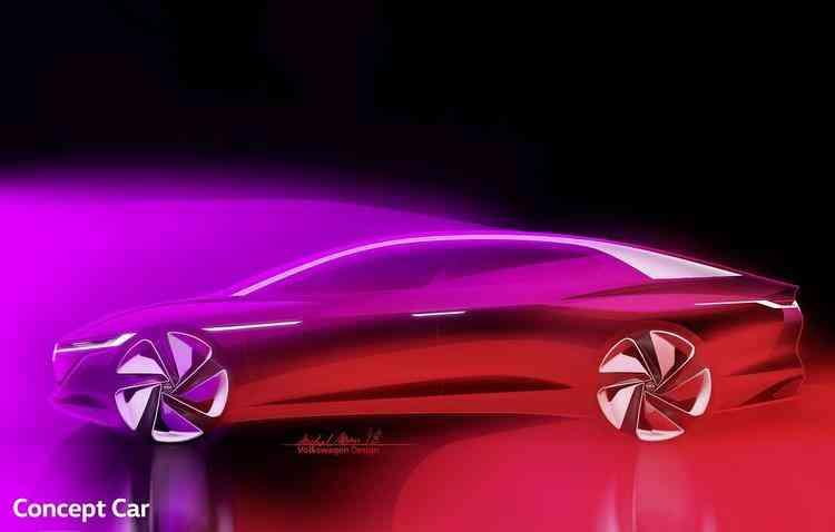 Volks apresentará conceito de veículo 100% autônomo