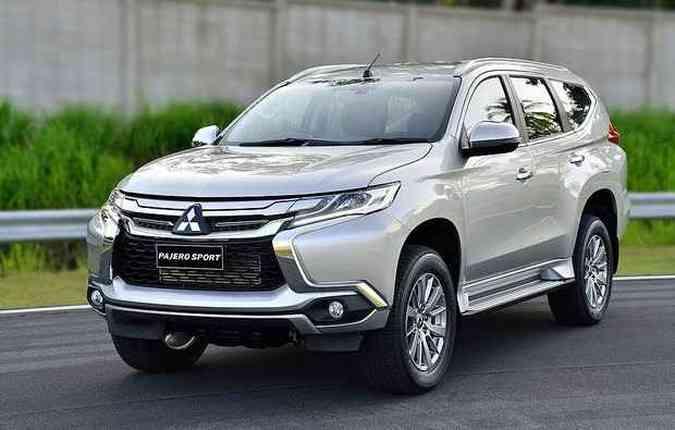 Luzes diurnas estão integradas à grade dianteira(foto: Mitsubishi/divulgação )
