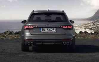 Entrega dos modelos no mercado europeu acontece no terceiro trimestre. Foto: Audi / Divulgação