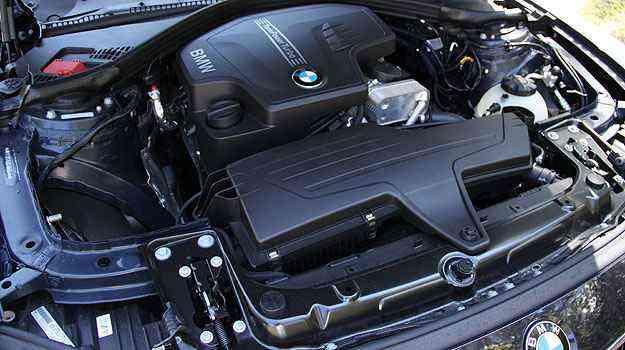 Motor 2.0 Twin Power de 245 cv leva o carro a 100 km/h em 6,1s, com máxima de 250 km/h - Marlos Ney Vidal/EM/D.A Press