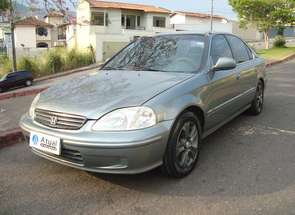 Honda Civic Sedan LX 1.6 16v Mec. 4p em Belo Horizonte, MG valor de R$ 13.500,00 no Vrum