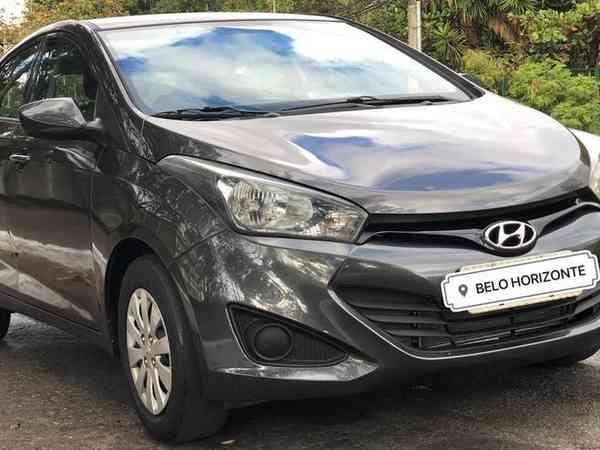 Hyundai Hb20 C./C.plus/C.style 1.6 Flex 16v Mec. 2013 R$ 33.900,00 MG VRUM