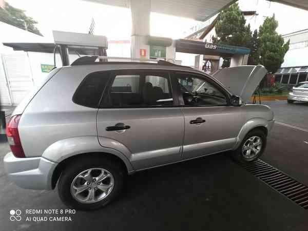 Hyundai Tucson 2.0 16v Aut. 2008 R$ 22.000,00 MG VRUM