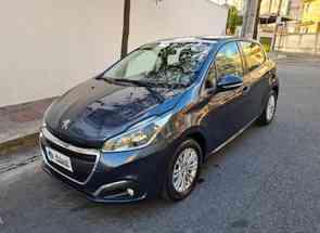 Peugeot 208 Allure 1.6 Flex 16v 5p Aut. em Belo Horizonte, MG valor de R$ 46.990,00 no Vrum