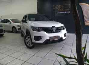 Renault Kwid Zen 1.0 Flex 12v 5p Mec. em Belo Horizonte, MG valor de R$ 33.890,00 no Vrum